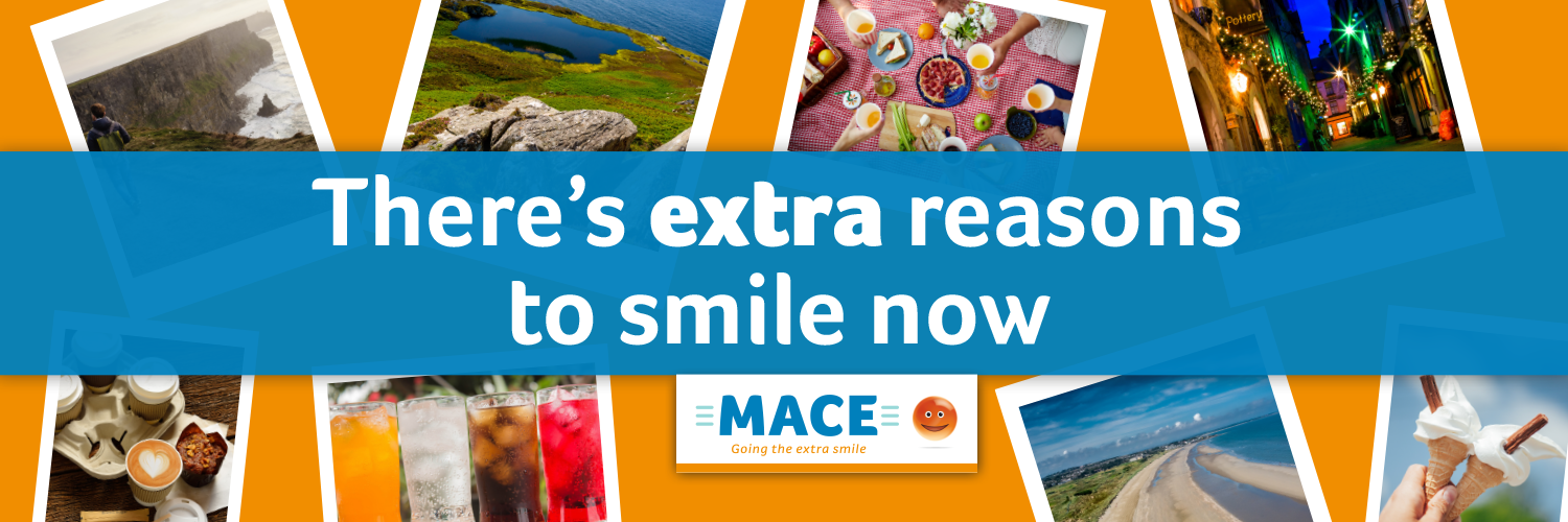 MACE – Little Reasons to Smile campaign