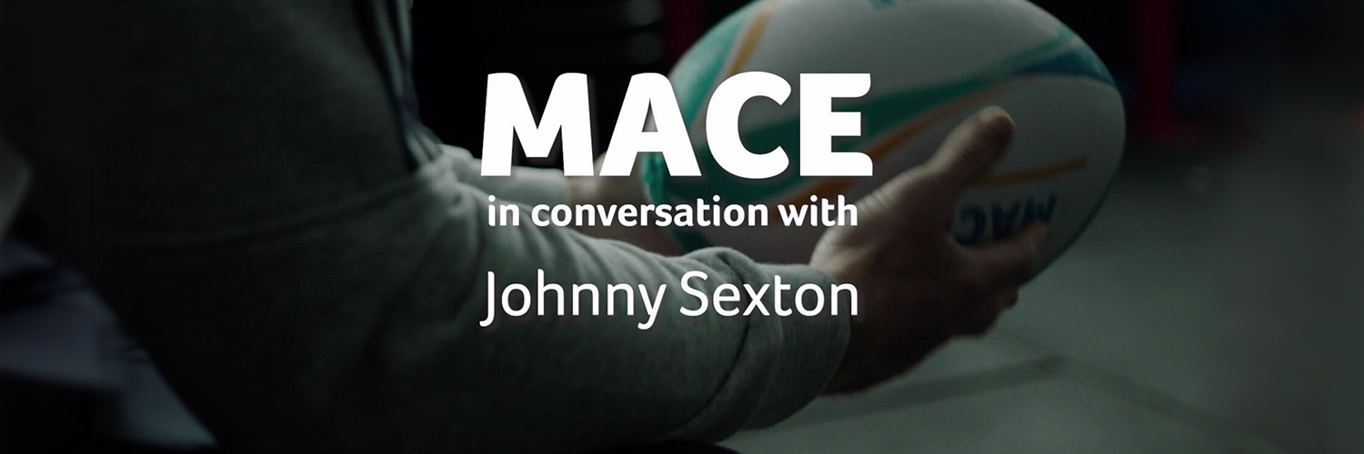 MACE In Conversation With Johnny Sextonn